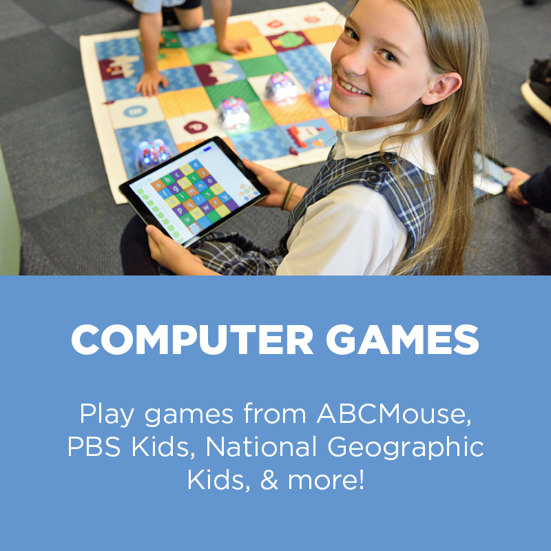 Check out our directory of educational games