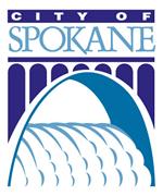 City of Spokane logo